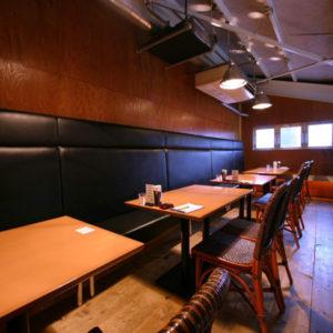 三島市店舗 ベンチ・テーブル・イス